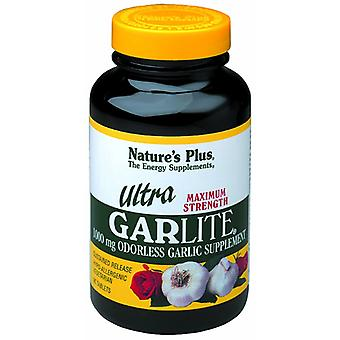Natures Plus ULTRA GARLITE a rilascio prolungato 1000mg compresse 90