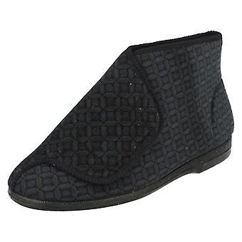 Mens Balmoral Boot Slippers VB M46
