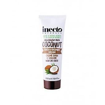 Inecto - Naturals кокосового Ванна & Душ-крем