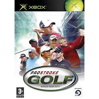 ProStroke Golf  World Tour 2007 (Xbox) - New