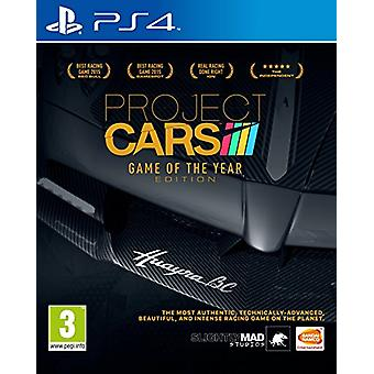 Project CARS - Game of the Year Edition (PS4) - New