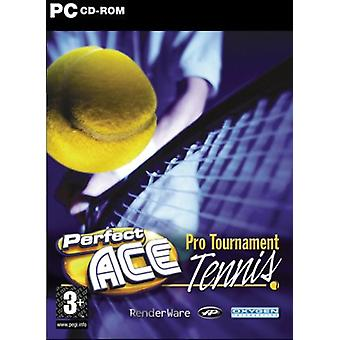 Perfect ACE Pro Tournament tennis (PC)-in de fabriek verzegeld