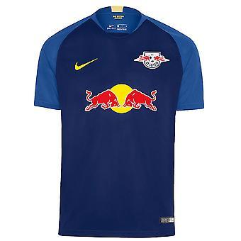 2018-2019 Red Bull Leipzig lager Nike fodbold Shirt