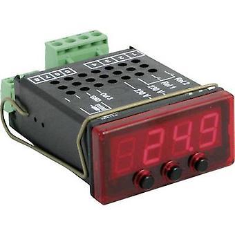 Termômetro Greisinger GIR 230 TC -270 até +1750 °C Sensor tipo J, K, N, S, T