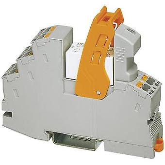 Phoenix Contato RIF-1-RPT-LDP-24DC/1X21 Relay componente nominal tensão: 24 V DC Comutação atual (máximo.): 11 A 1 mudança-sobre 1 pc (s)