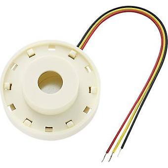KEPO KPI-G4513L-6314 Piezo buzzer Noise emission: 100 dB Voltage: 12 V 1 pc(s)