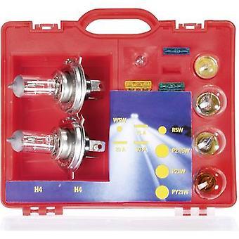 Unitec Assorted light bulbs Standard H4 60/55 W 12 V