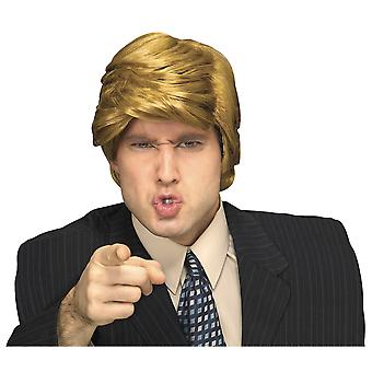 Miliardarul Donald Trump politician SUA președintele Mens costum WIG