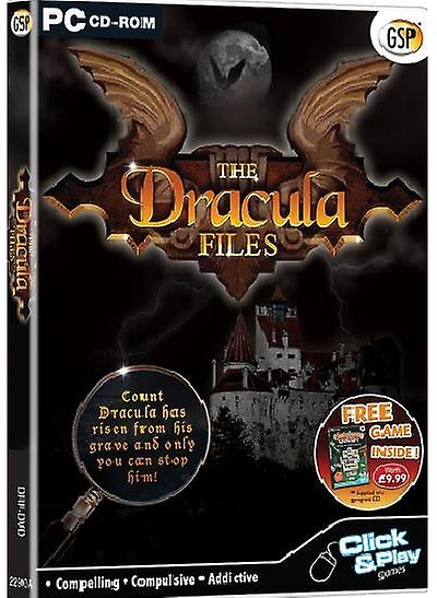 The Dracula Files PC Game