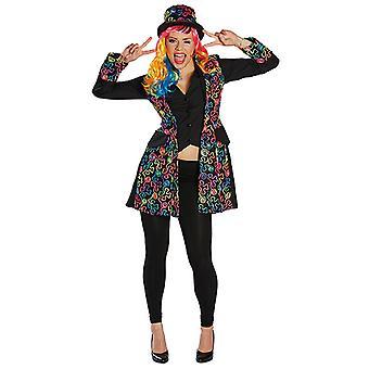 Freaky dandy 80s neon costume for women