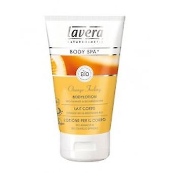 Lavera kroppen Spa oransje Body Lotion, 200ml