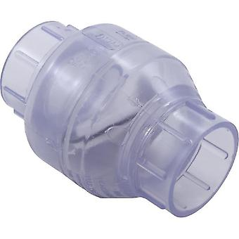 Flo Control 1520C20 Check Valve 2 Slip Swing Clear