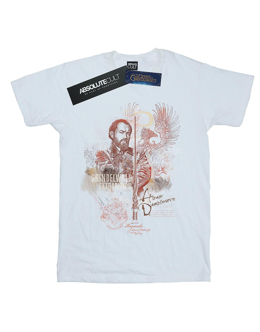 Fantastic Beasts Boys Albus Dumbledore T-Shirt