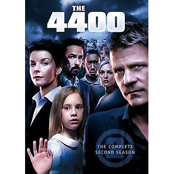 4400 - los 4400: temporada 2 importación de Estados Unidos [DVD]