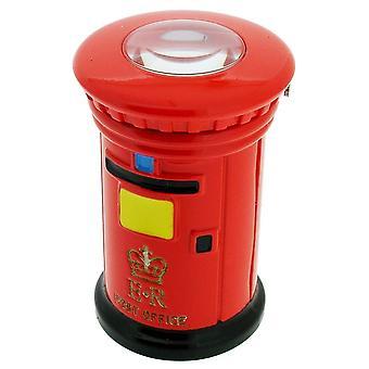Cadeau producten ER postbus Mini prikklok - rood