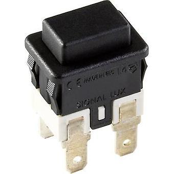 interBär 3635-201.22 Pushbutton switch 250 V 16 A 1 x Off/On latch 1 pc(s)