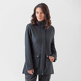 Peter Storm Women's Parka Softshell Black