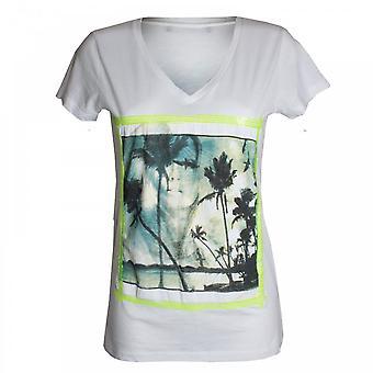 شجرة النخيل Oui T-قميص