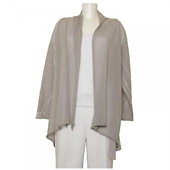 Crea Concept Women's Knitted Long Sleeve Cardigan