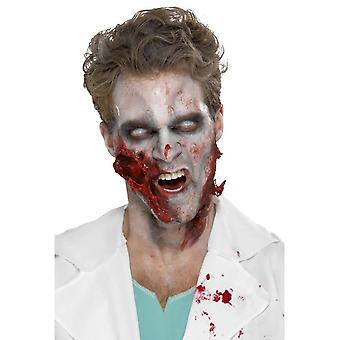 Zombie flytende lateks, lav ammoniakk, Fjern