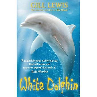 Weißer Delphin