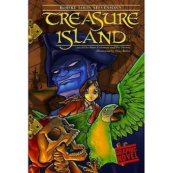 Treasure Island (grafikk rulleres)