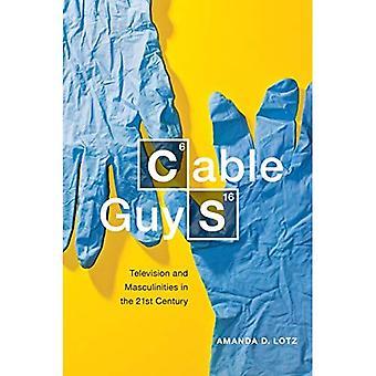 Cable Guys: Télévision et masculinités dans le XXIe siècle