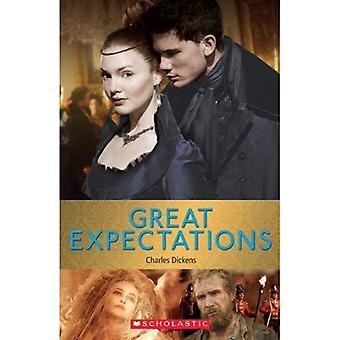 Great Expectations audio pack (Scholastic Readers)