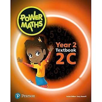 Makt matematikk år 2 lærebok 2C (makt matematikk Print)