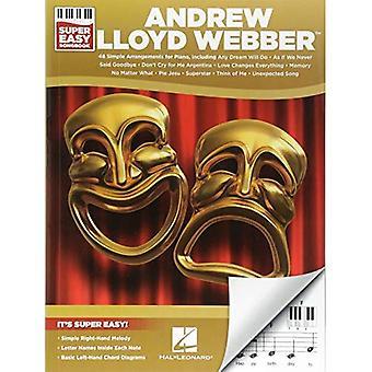 Andrew Lloyd Webber - Super lätt sångbok