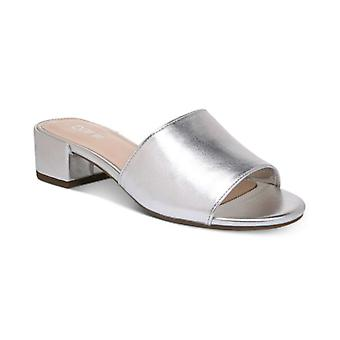Bar III Womens Jane Open Toe Formal Slide Sandals