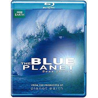 The Blue Planet: Seas of Life [3 Discs] [Blu-ray] [BLU-RAY] USA import