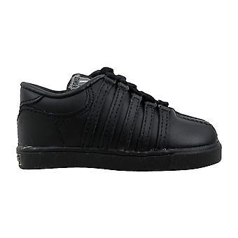 K Swiss Classic Black/Black  20144 Toddler