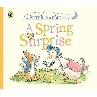 Peter Rabbit Tales - A Spring Surprise [Board book]