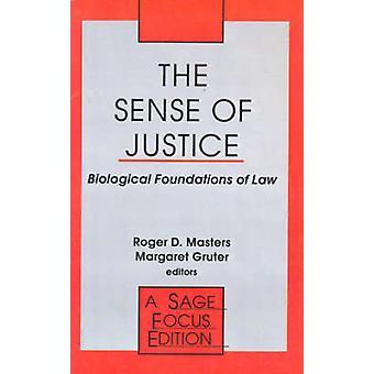 Il senso di giustizia biologico fondamenti del diritto da maestri & Roger D.