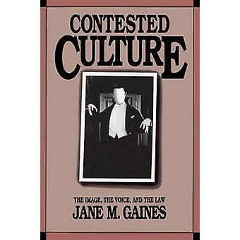 Cultuur de afbeelding betwist de stem en de wet door Gaines & Jane M.