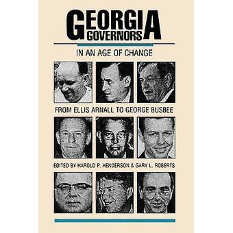 Georgien centralbankschefer i en ålder av ändringen Arnall & Ellis
