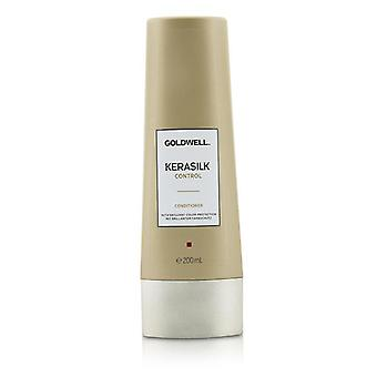 Kerasilk Control Conditioner (for Unmanageable Unruly And Frizzy Hair) - 200ml/6.7oz