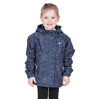Overtredelse jenter Vilma TP50 vanntett Polyester Zip opp jakka