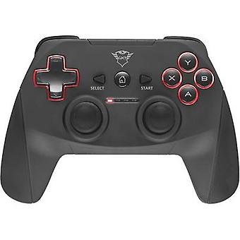 Trust GXT 545 PC Gamepad, Black PlayStation 3