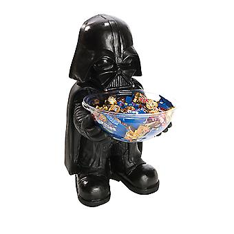 Darth Vader candy Bowl holder star wars half brother 40 cm with Bowl