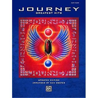 Journey -- Greatest Hits - Easy Piano by Journey - Dan Coates - 978073