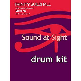 Sound At Sight Drum Kit (Grades 1-4) by Trinity Guildhall - 978085736