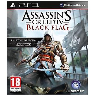 Assassins Creed IV (4) Fekete zászló PS3 játék