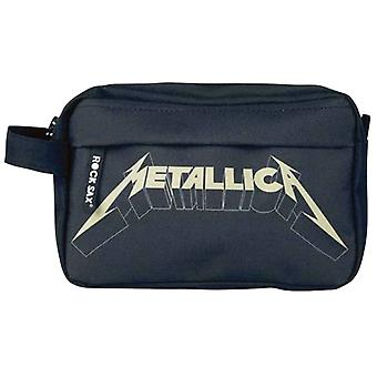 Metallica Wash tas band logo nieuwe officiële zwart