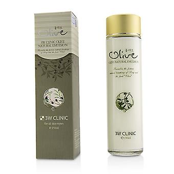 3W Clinic Olive Natural Emulsion 150ml/5oz