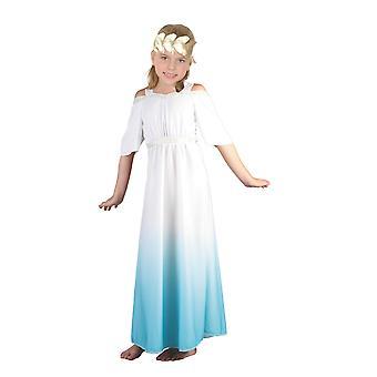 Bristol Novelty Childrens/Girls Roman Goddess Costume