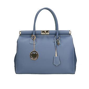 Handväska i läder P8005