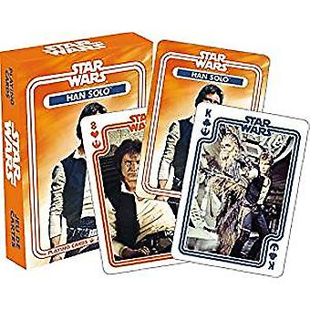 Playing Card - Star Wars - Han Solo Poker New 52642