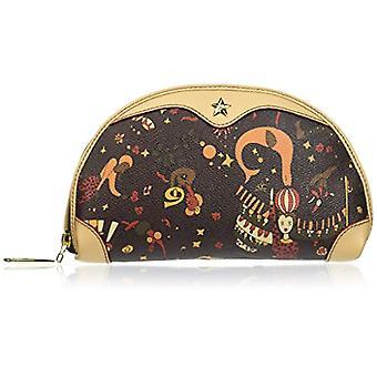 piero drives Necessaire Organizer bag Donna Brown (Moor's Head) 20x12x4 cm (W x H x L)